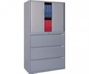 Шкаф металлический для хранения документов BISLEY SYC10/30T/3 купить на выгодных условиях в Брянске
