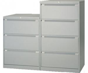 Шкаф металлический картотечный BISLEY DF3N (PC 3333) купить на выгодных условиях в Брянске