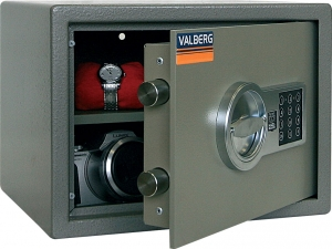 Сейф мебельный VALBERG ASM - 25 EL купить на выгодных условиях в Брянске