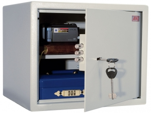Сейф мебельный AIKO Т-28 купить на выгодных условиях в Брянске