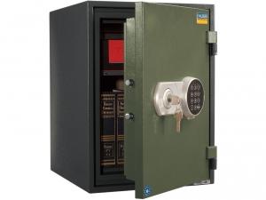 Огнестойкий сейф VALBERG FRS-49 EL купить на выгодных условиях в Брянске