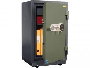 Огнестойкий сейф VALBERG FRS-80.T-EL купить на выгодных условиях в Брянске