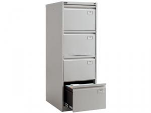 Шкаф металлический картотечный NOBILIS NF-04 купить на выгодных условиях в Брянске
