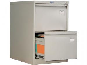 Шкаф металлический картотечный ПРАКТИК AFC-02 купить на выгодных условиях в Брянске