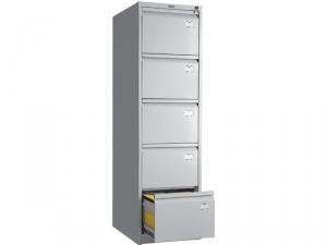 Шкаф металлический картотечный ПРАКТИК AFC-05 купить на выгодных условиях в Брянске