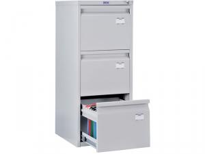 Шкаф металлический картотечный ПРАКТИК А-43 купить на выгодных условиях в Брянске