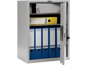 Шкаф металлический бухгалтерский ПРАКТИК SL-65Т купить на выгодных условиях в Брянске