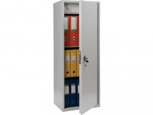 Шкаф металлический для хранения документов ПРАКТИК SL-125Т купить на выгодных условиях в Брянске