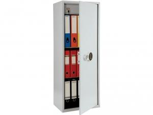 Шкаф металлический для хранения документов ПРАКТИК SL-125Т EL купить на выгодных условиях в Брянске