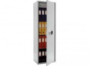 Шкаф металлический для хранения документов ПРАКТИК SL-150Т EL купить на выгодных условиях в Брянске