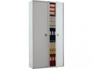 Шкаф металлический бухгалтерский ПРАКТИК SL- 185/2 купить на выгодных условиях в Брянске