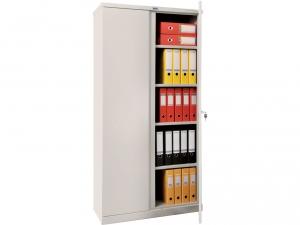 Шкаф металлический для хранения документов ПРАКТИК М 18 купить на выгодных условиях в Брянске