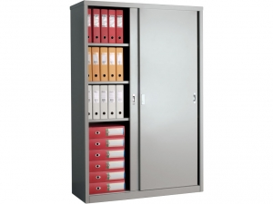 Шкаф металлический архивный NOBILIS AMT 1812 купить на выгодных условиях в Брянске