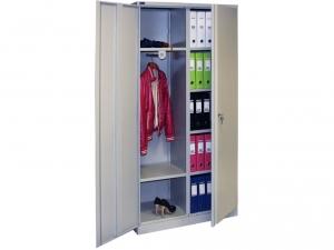 Шкаф металлический для хранения документов NOBILIS NM-1991/2U купить на выгодных условиях в Брянске