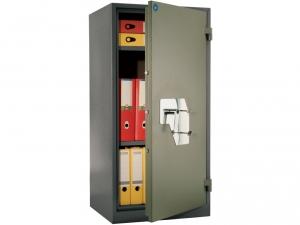 Шкаф металлический для хранения документов VALBERG BM-1260KL купить на выгодных условиях в Брянске