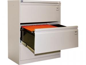 Шкаф металлический картотечный NOBILIS NF-3 купить на выгодных условиях в Брянске