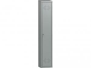 Шкаф металлический для одежды ПРАКТИК LS(LE)-01 купить на выгодных условиях в Брянске
