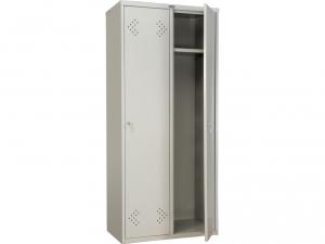 Шкаф металлический для одежды ПРАКТИК LS(LE)-21-80 купить на выгодных условиях в Брянске