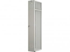 Шкаф металлический для одежды ПРАКТИК LS(LE)-001 купить на выгодных условиях в Брянске