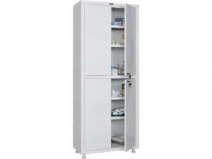 Металлический шкаф медицинский HILFE MD 2 1670/SS купить на выгодных условиях в Брянске