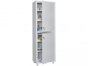 Металлический шкаф медицинский HILFE MD 1 1760/SS купить на выгодных условиях в Брянске