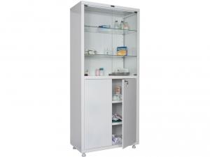 Металлический шкаф медицинский HILFE MD 2 1780/SG купить на выгодных условиях в Брянске