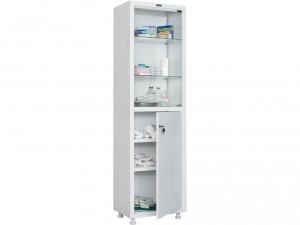 Металлический шкаф медицинский HILFE MD 1 1657/SG купить на выгодных условиях в Брянске