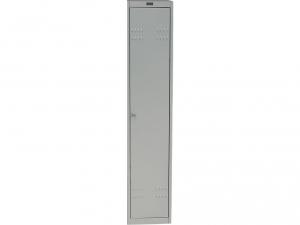Шкаф металлический для одежды NOBILIS AL-001 купить на выгодных условиях в Брянске