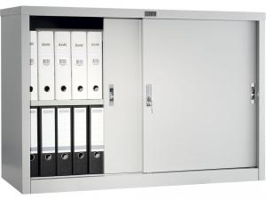Шкаф металлический архивный NOBILIS АМТ 0812 купить на выгодных условиях в Брянске