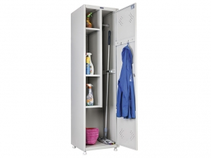 Шкаф металлический для одежды ПРАКТИК LS 11-50 купить на выгодных условиях в Брянске