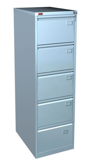 Шкаф металлический картотечный КР - 5 купить на выгодных условиях в Брянске