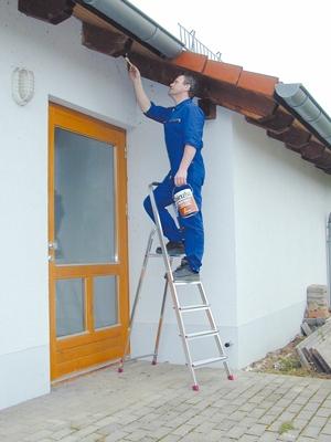 Лестница стремянка Corda 5 ступеней купить на выгодных условиях в Брянске