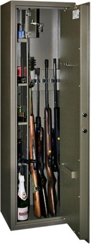 Шкаф и сейф оружейный VALBERG САФАРИ EL купить на выгодных условиях в Брянске
