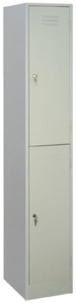 Шкаф металлический для одежды ШРМ - 12 купить на выгодных условиях в Брянске
