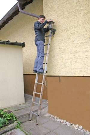 Лестница Sibilo 9 перекладин купить на выгодных условиях в Брянске