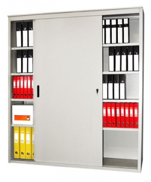 Шкаф металлический архивный AL 2012 купить на выгодных условиях в Брянске