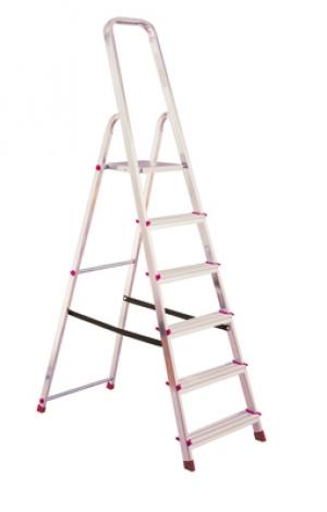 Лестница стремянка Corda 6 ступеней купить на выгодных условиях в Брянске