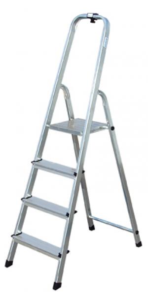 Лестница стремянка Solidy 4 ступени купить на выгодных условиях в Брянске
