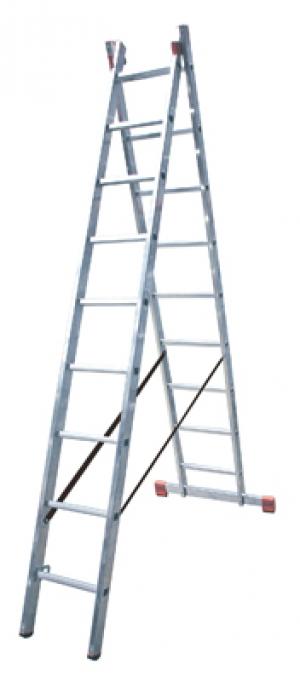 Лестница Dubilo 2x9 купить на выгодных условиях в Брянске