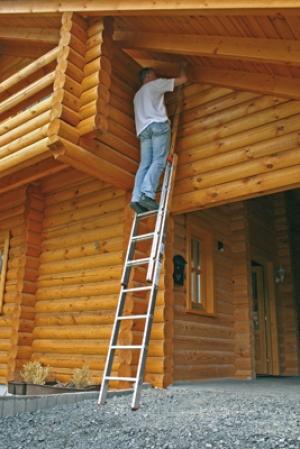 Лестница Fabilo 2x12 купить на выгодных условиях в Брянске
