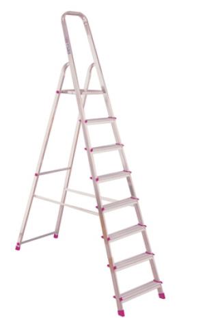Лестница стремянка Corda 8 ступеней купить на выгодных условиях в Брянске