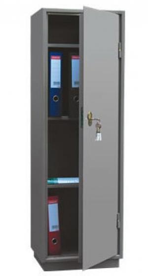 Шкаф металлический для хранения документов КБ - 21 / КБС - 21 купить на выгодных условиях в Брянске