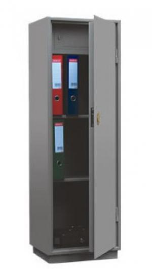Шкаф металлический бухгалтерский КБ - 21т / КБС - 21т купить на выгодных условиях в Брянске