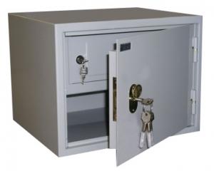 Шкаф металлический для хранения документов КБ - 02т / КБС - 02т купить на выгодных условиях в Брянске