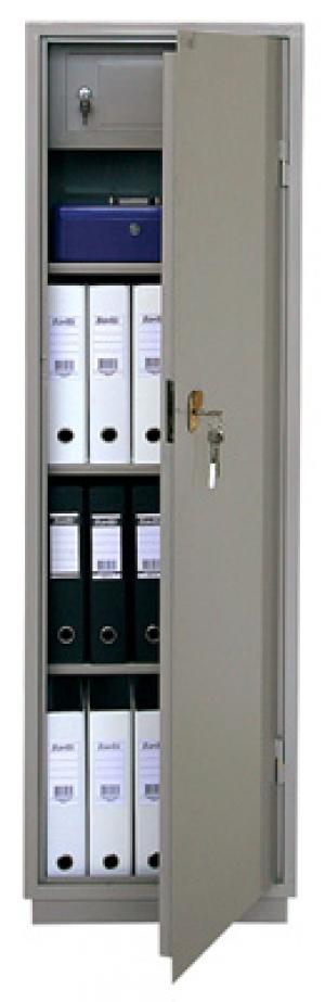 Шкаф металлический для хранения документов КБ - 031т / КБС - 031т купить на выгодных условиях в Брянске
