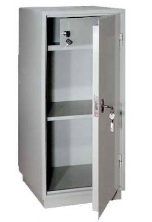 Шкаф металлический бухгалтерский КБ - 041т / КБС - 041т купить на выгодных условиях в Брянске