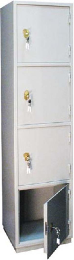 Шкаф металлический для хранения документов КБ - 06 / КБС - 06 купить на выгодных условиях в Брянске
