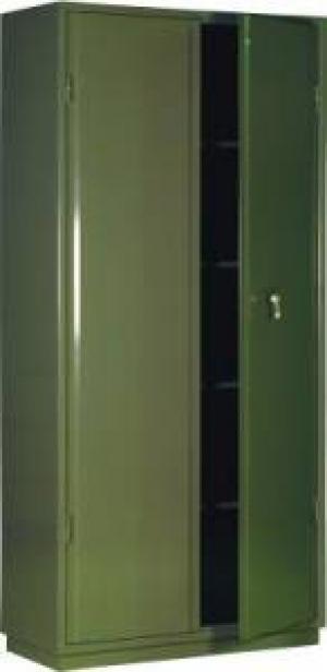 Шкаф металлический для хранения документов КС-10 купить на выгодных условиях в Брянске