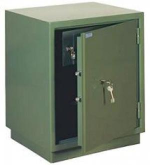 Шкаф металлический для хранения документов КС-1Т купить на выгодных условиях в Брянске