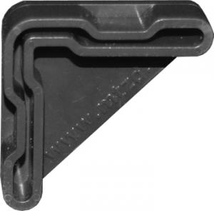 Подпятник для металлического стеллажа купить на выгодных условиях в Брянске